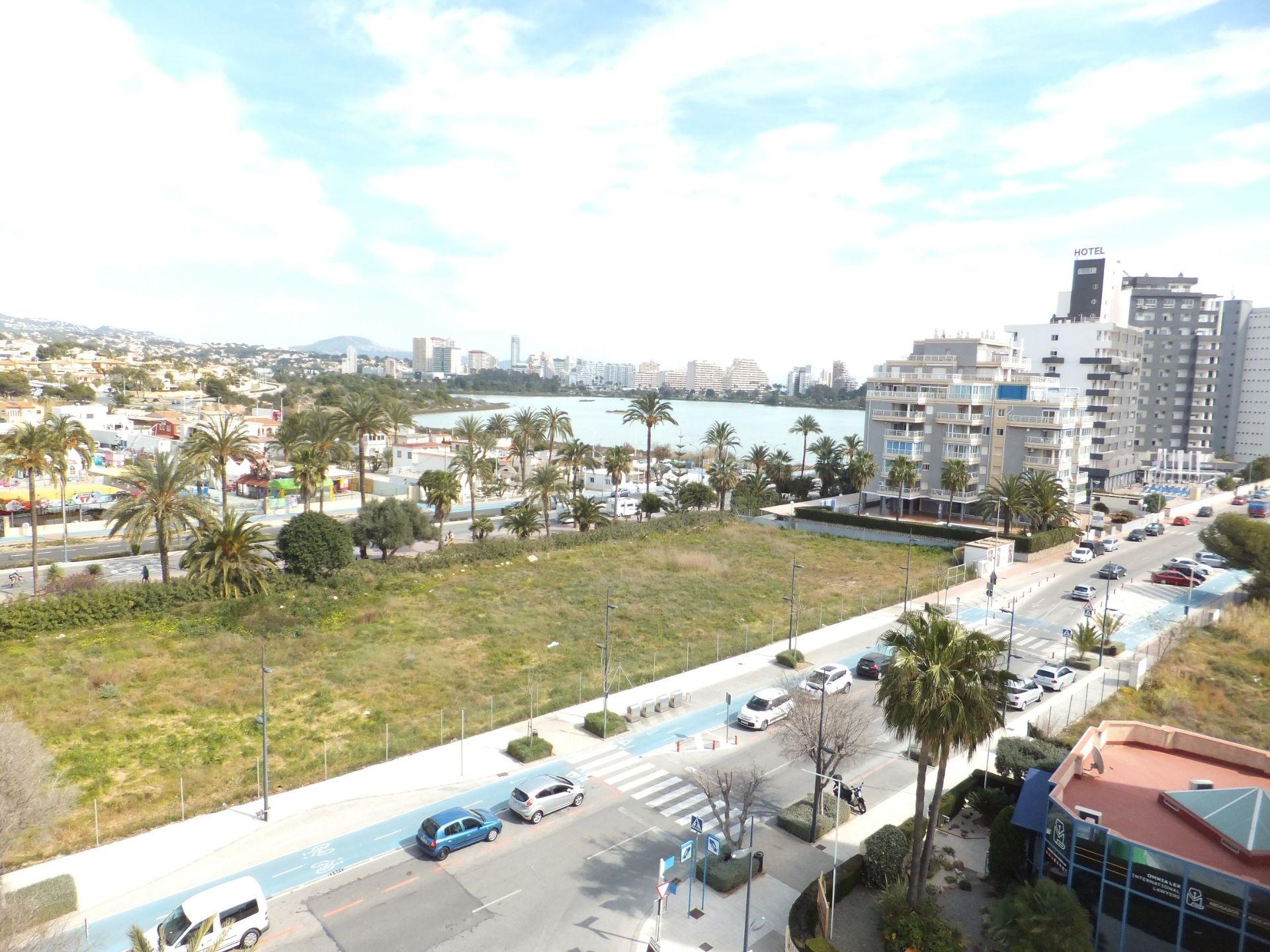 Apartamento en Calpe / Calp, Playa Arenal Bol, alquiler