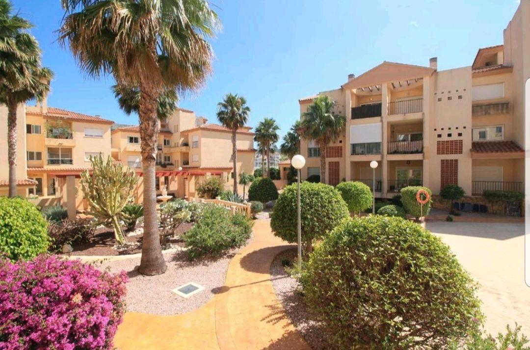 Apartamento en El Albir / L'Albir, alquiler