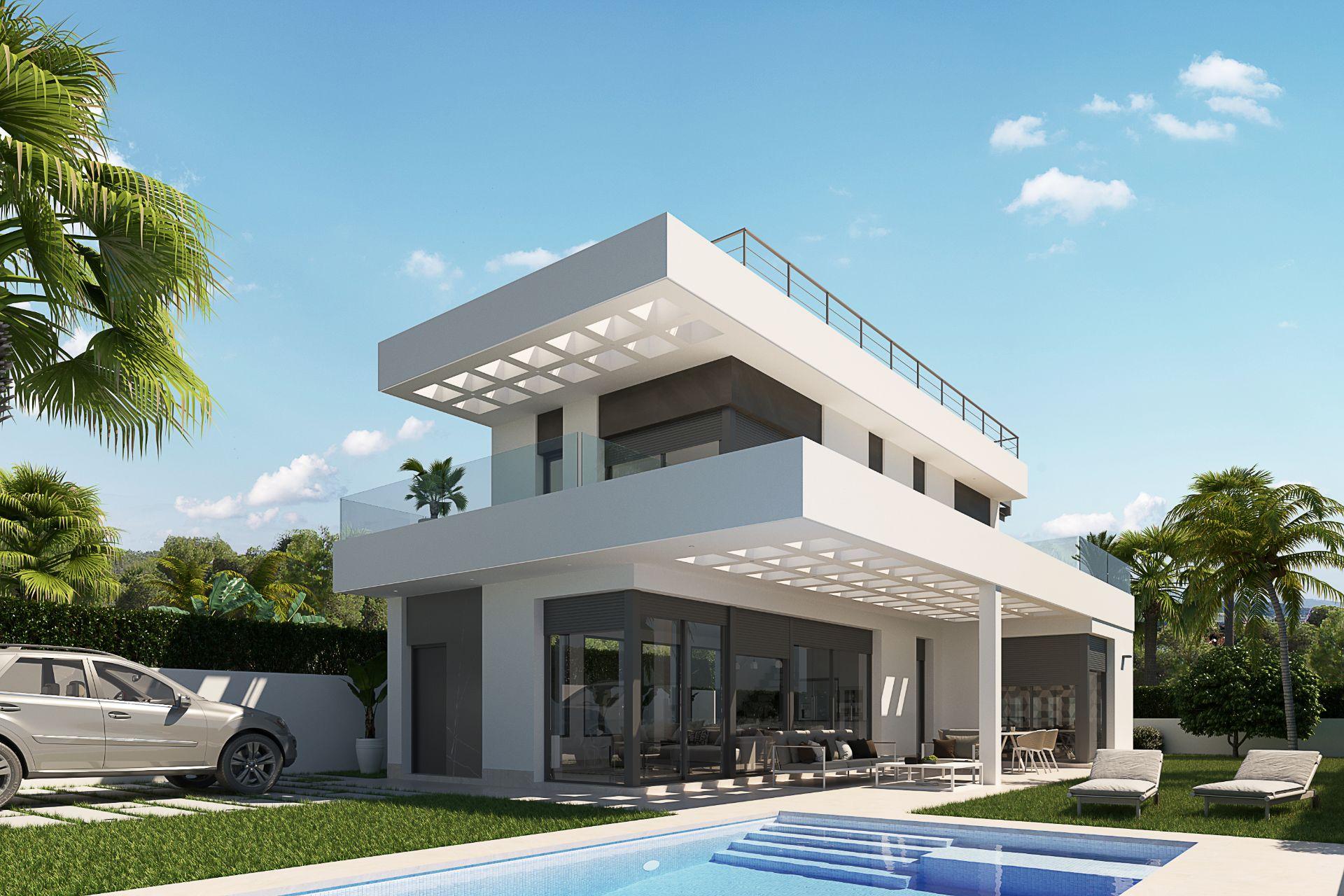 Villa de Lujo en Finestrat, venta