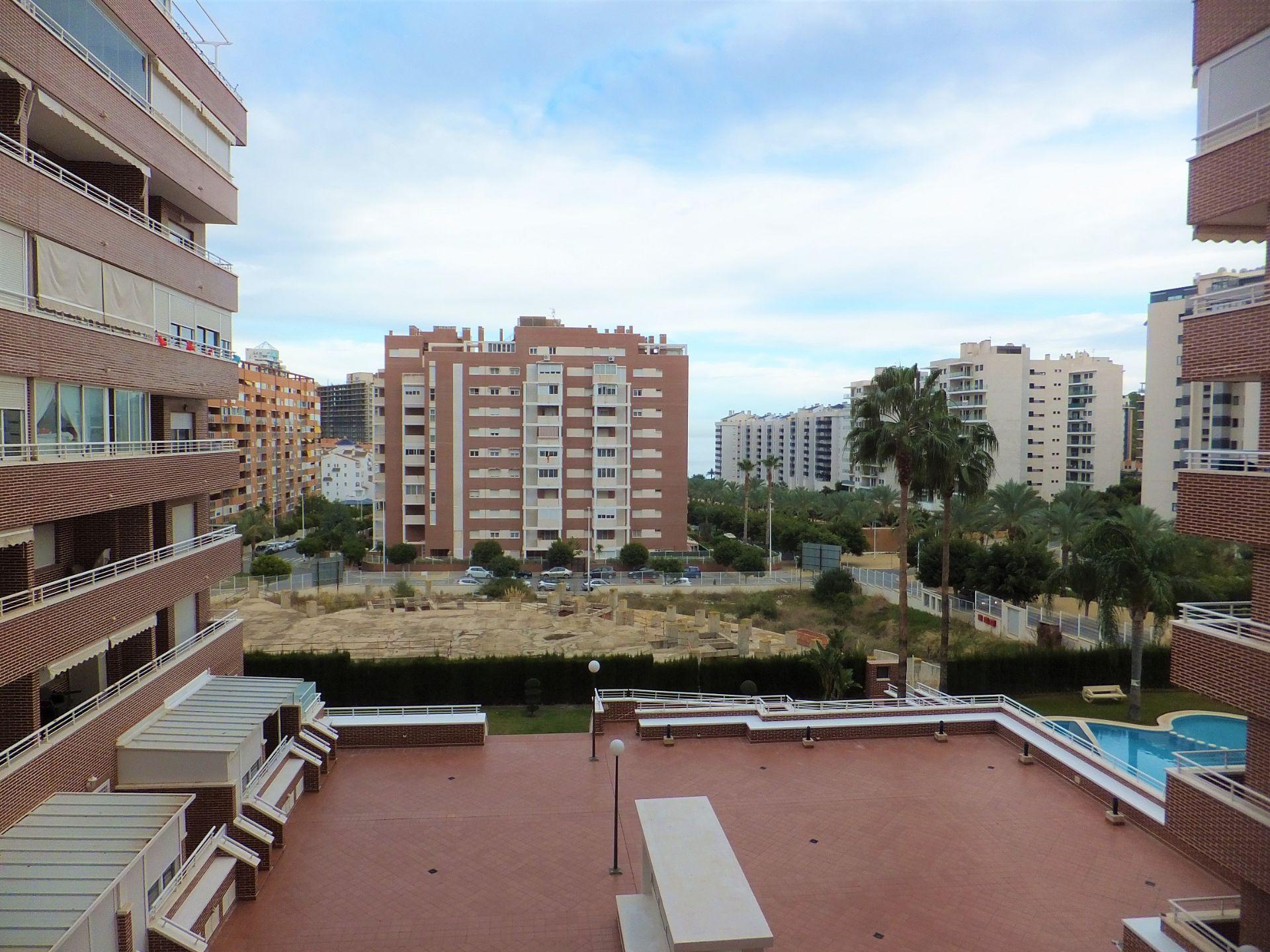 Apartamento en Villajoyosa, Cala de Villajoyosa, alquiler