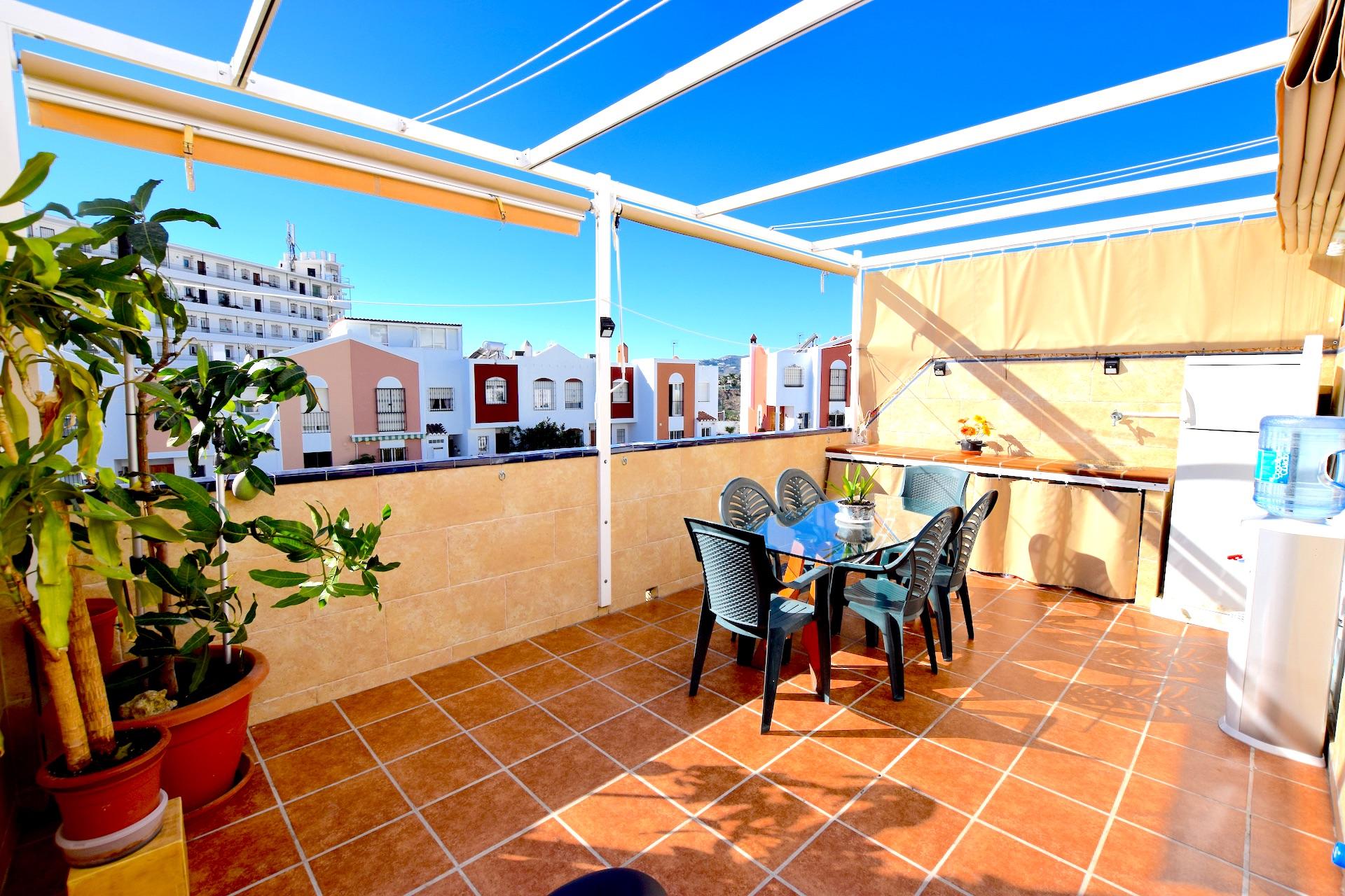 Terraced House in Nerja, Burriana, for sale