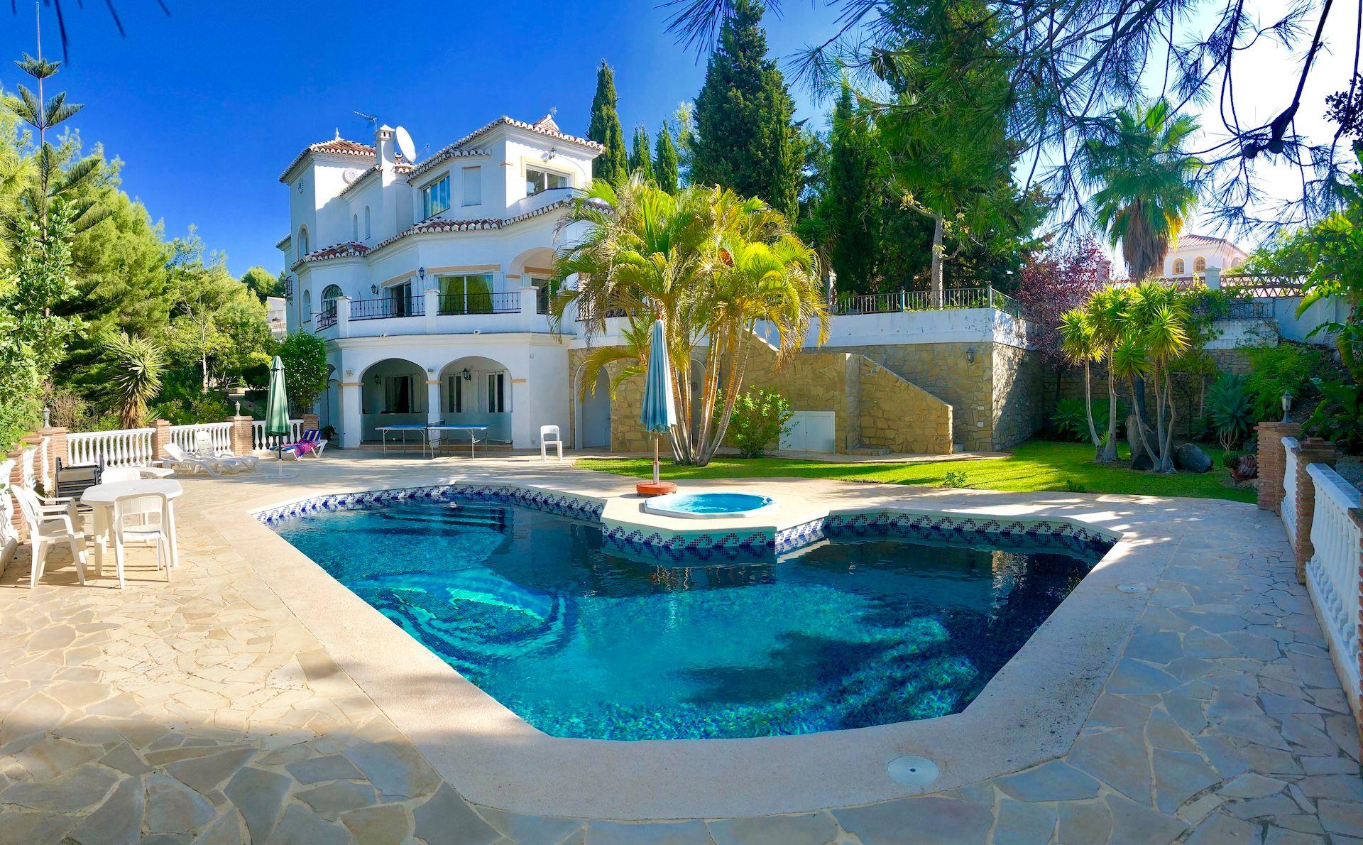 Luxury Villa in Frigiliana, Cortijo San Rafael, for sale