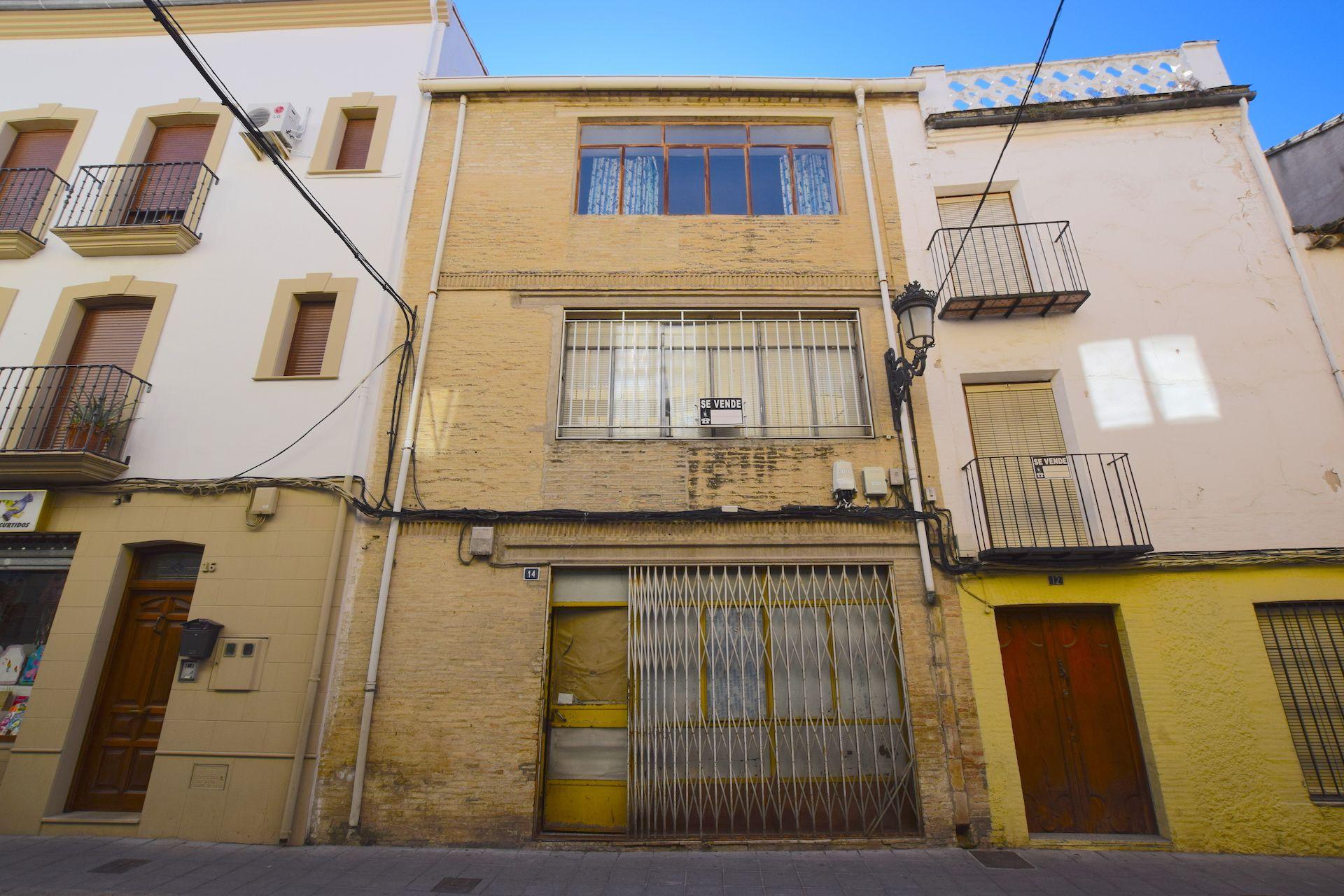 Buildings in Villacarrillo, for sale