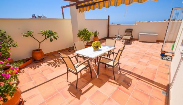 Penthouse in Nerja, Torrecilla, for sale