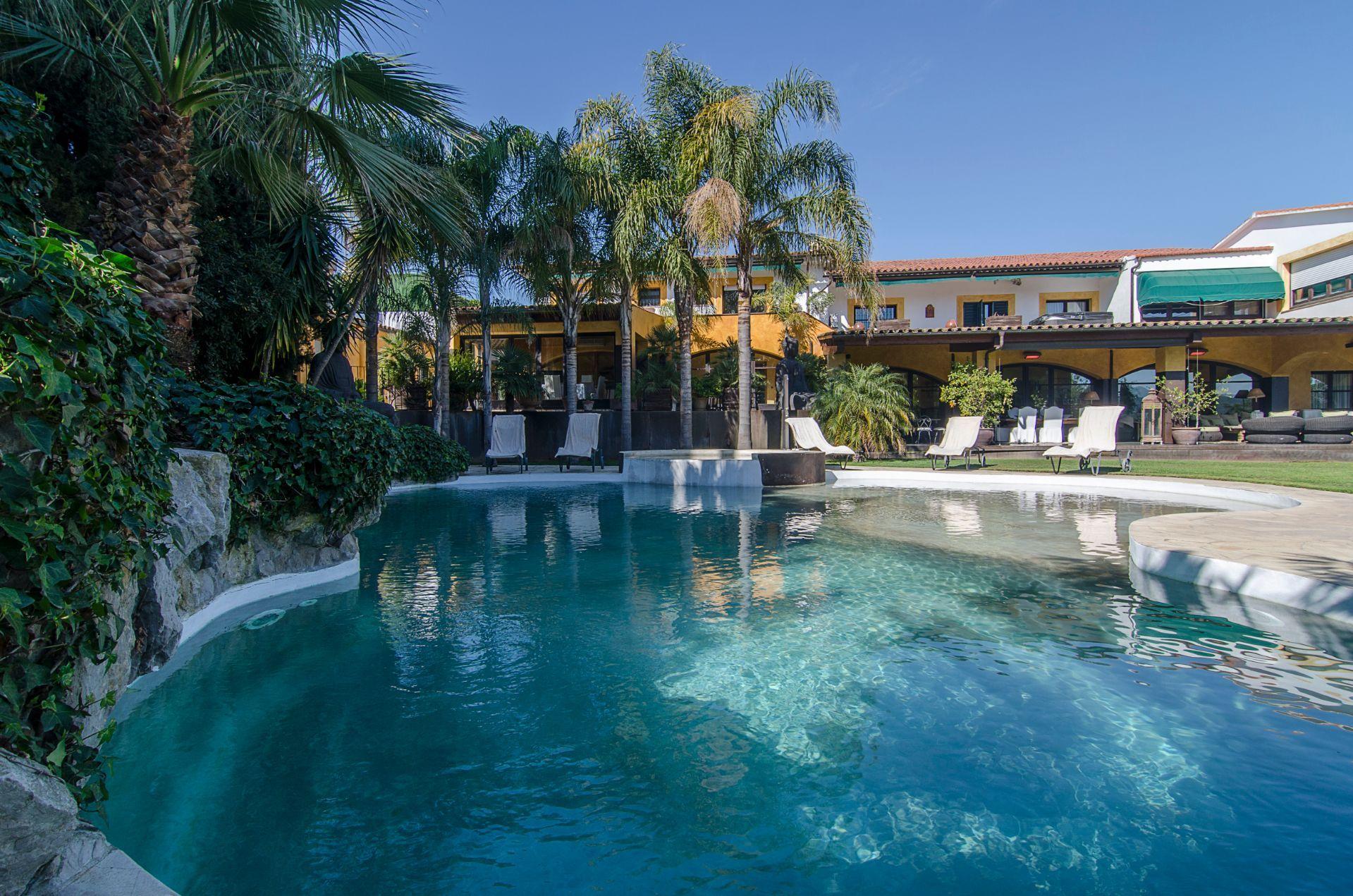 Villa de Lujo en Sant Pere de Ribes, Sant Pere de Ribes, venta