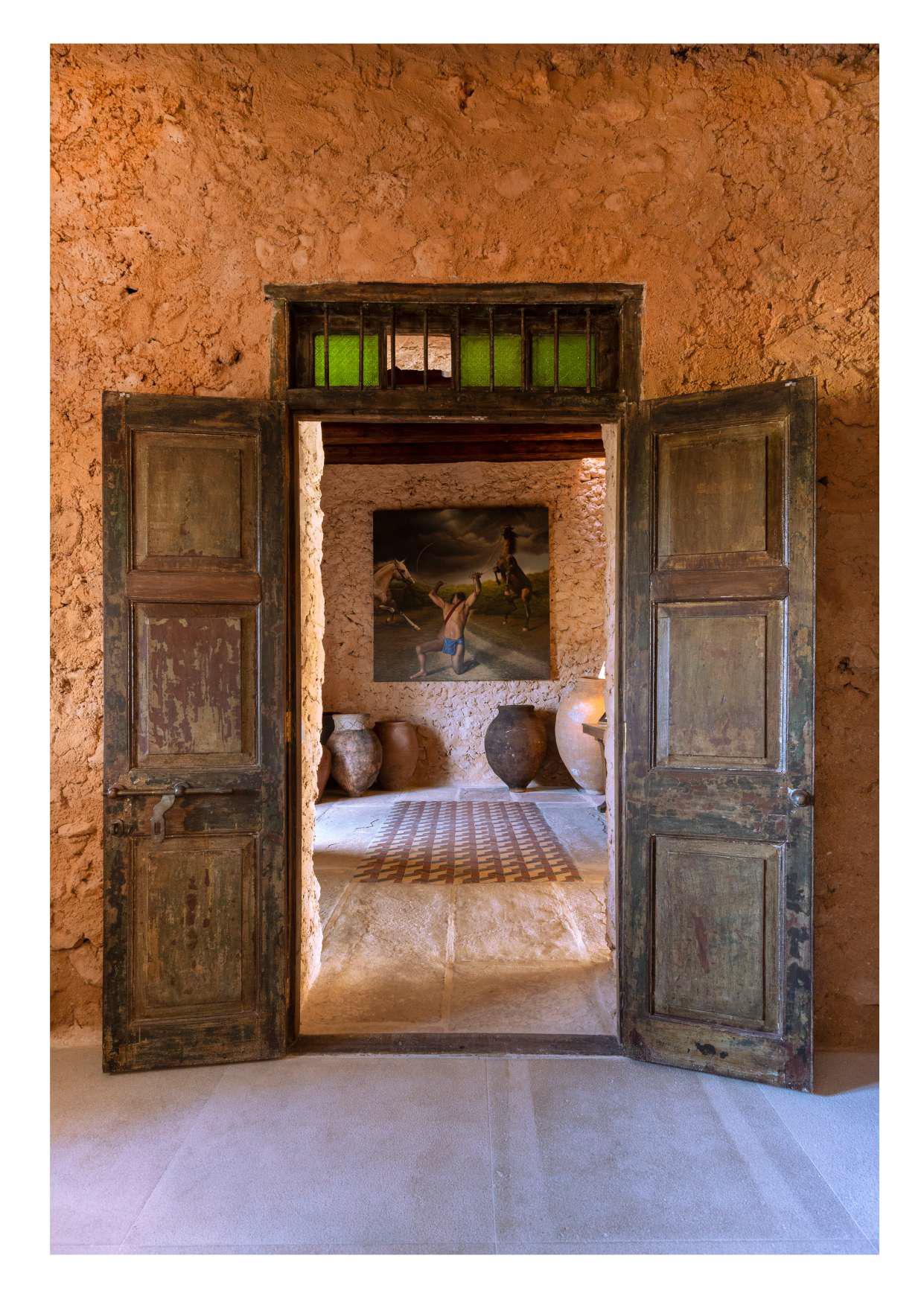 Villa de Lujo en Campos, venta