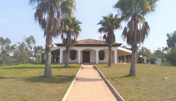 Finca rústica en Villablanca de 4 habitaciones