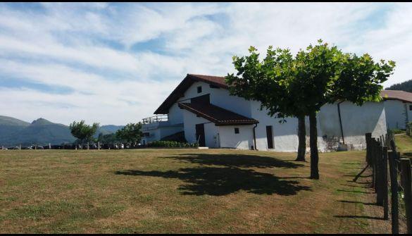Casa de campo en Gaintza de 3 habitaciones