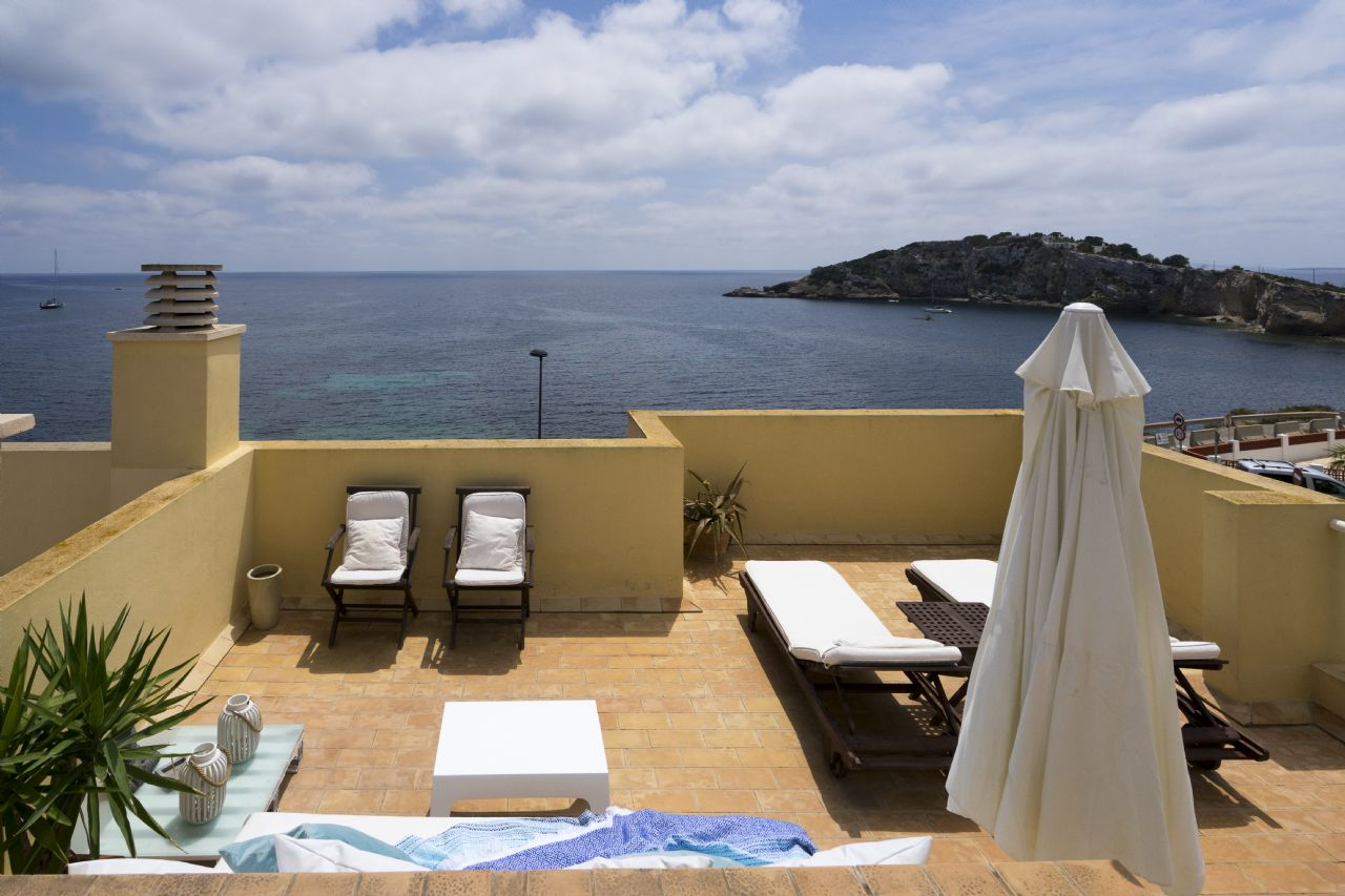 Terraced House in Ibiza, Illa plana, for sale
