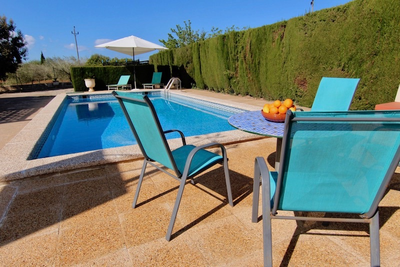 Casa de campo en Binissalem, Mallorca, alquiler
