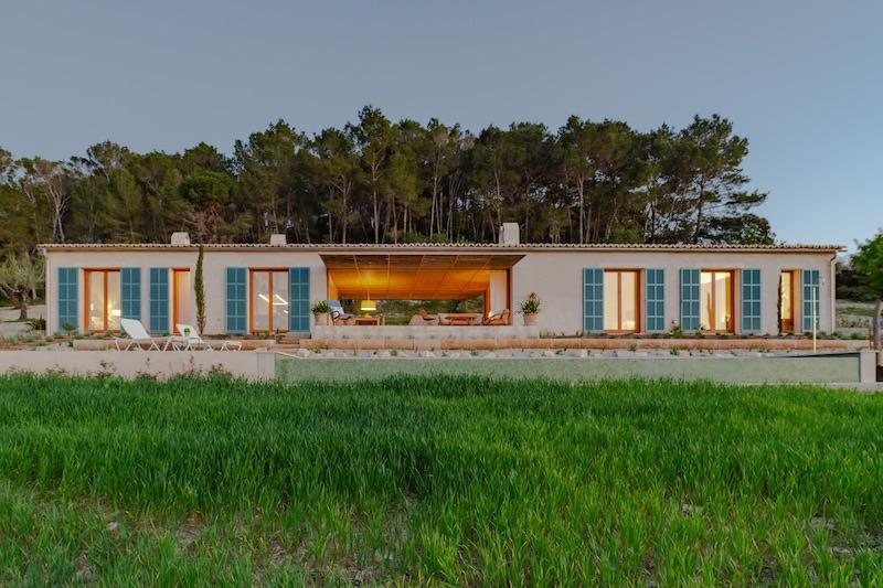 Casa de campo en Lloret de Vistalegre, Mallorca, alquiler