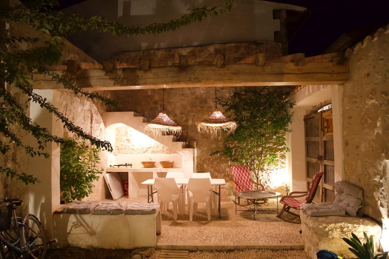 Casa de pueblo en Binissalem, Mallorca, alquiler
