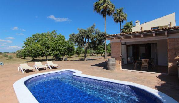 Finca rústica en Santa Eugènia, Mallorca, alquiler