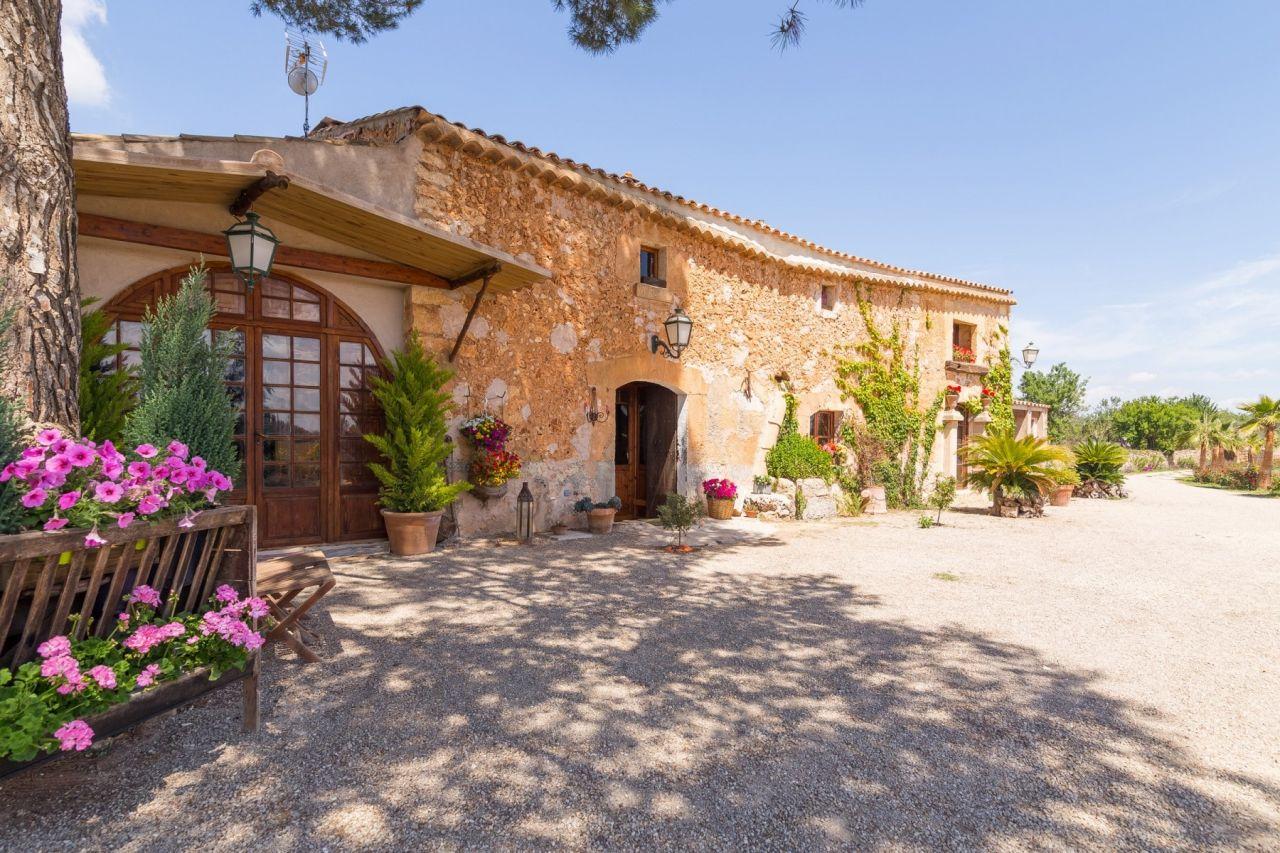 Finca rústica en Sencelles, Mallorca, alquiler