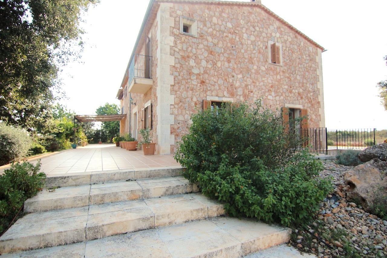 Finca rústica en Binissalem, Mallorca, alquiler