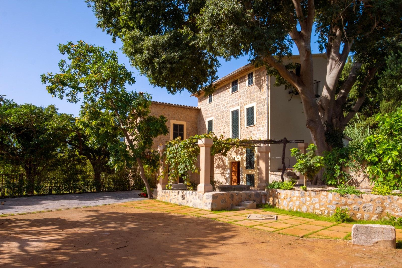 Casa de campo en Sóller, Mallorca, venta
