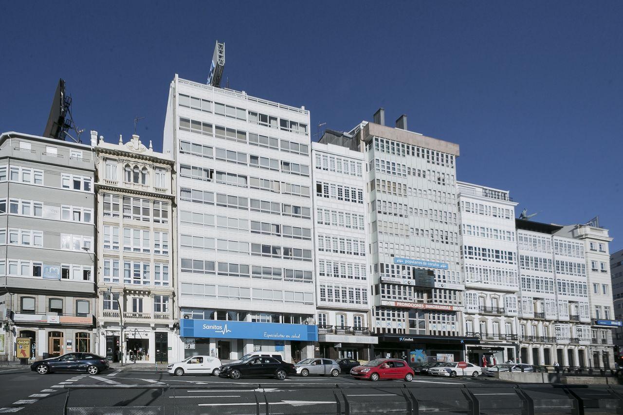 Piso en A Coruña, CANTONES, venta