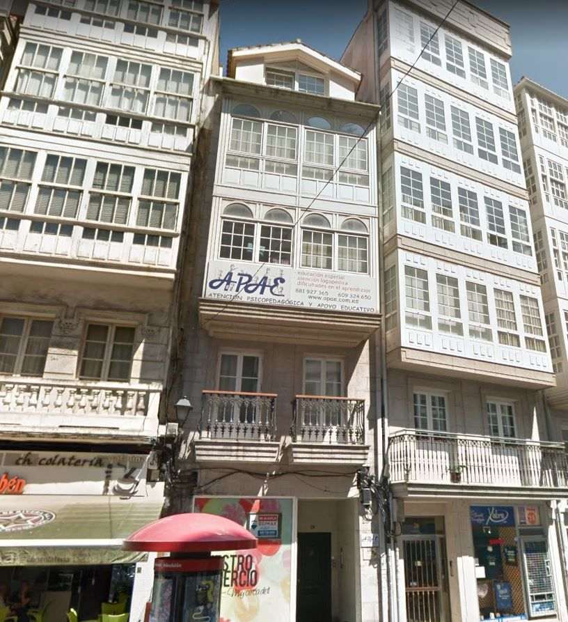 Grand Appartement à A Coruña, SAN ANDRES, location
