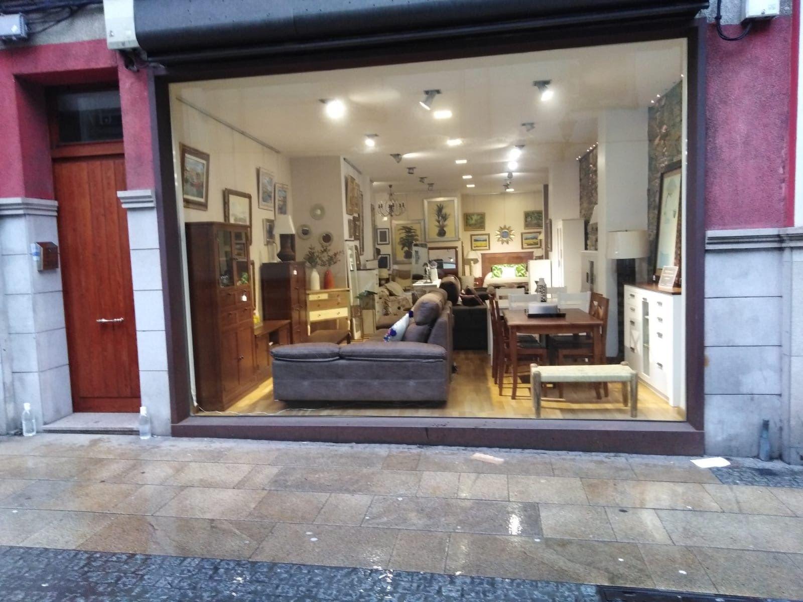 Local comercial en La Coruña, SAN ANDRES, alquiler