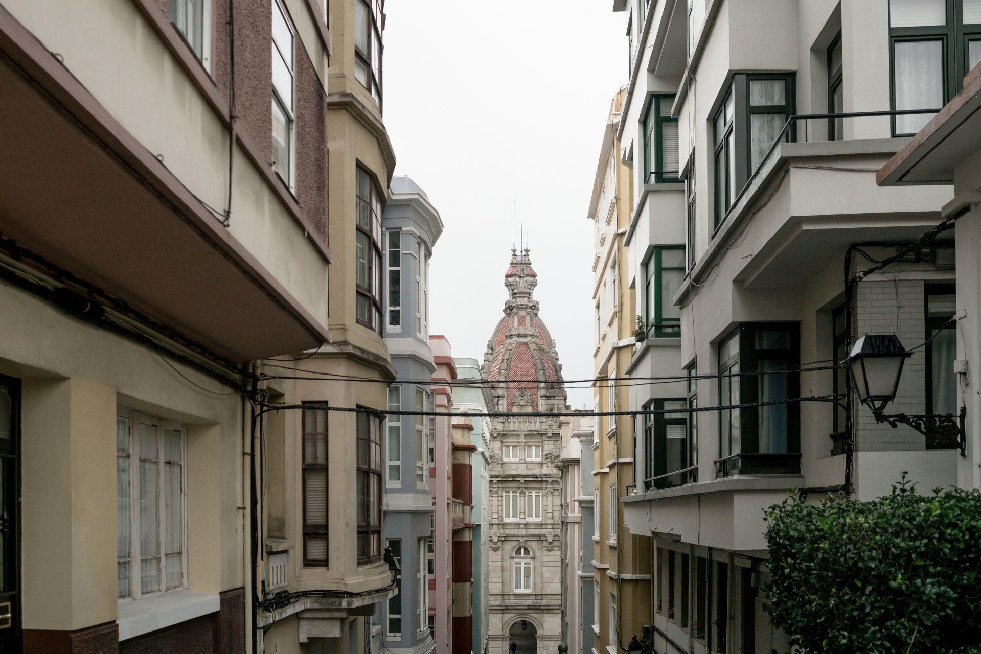 Piso en La Coruña, MARIA PITA, venta