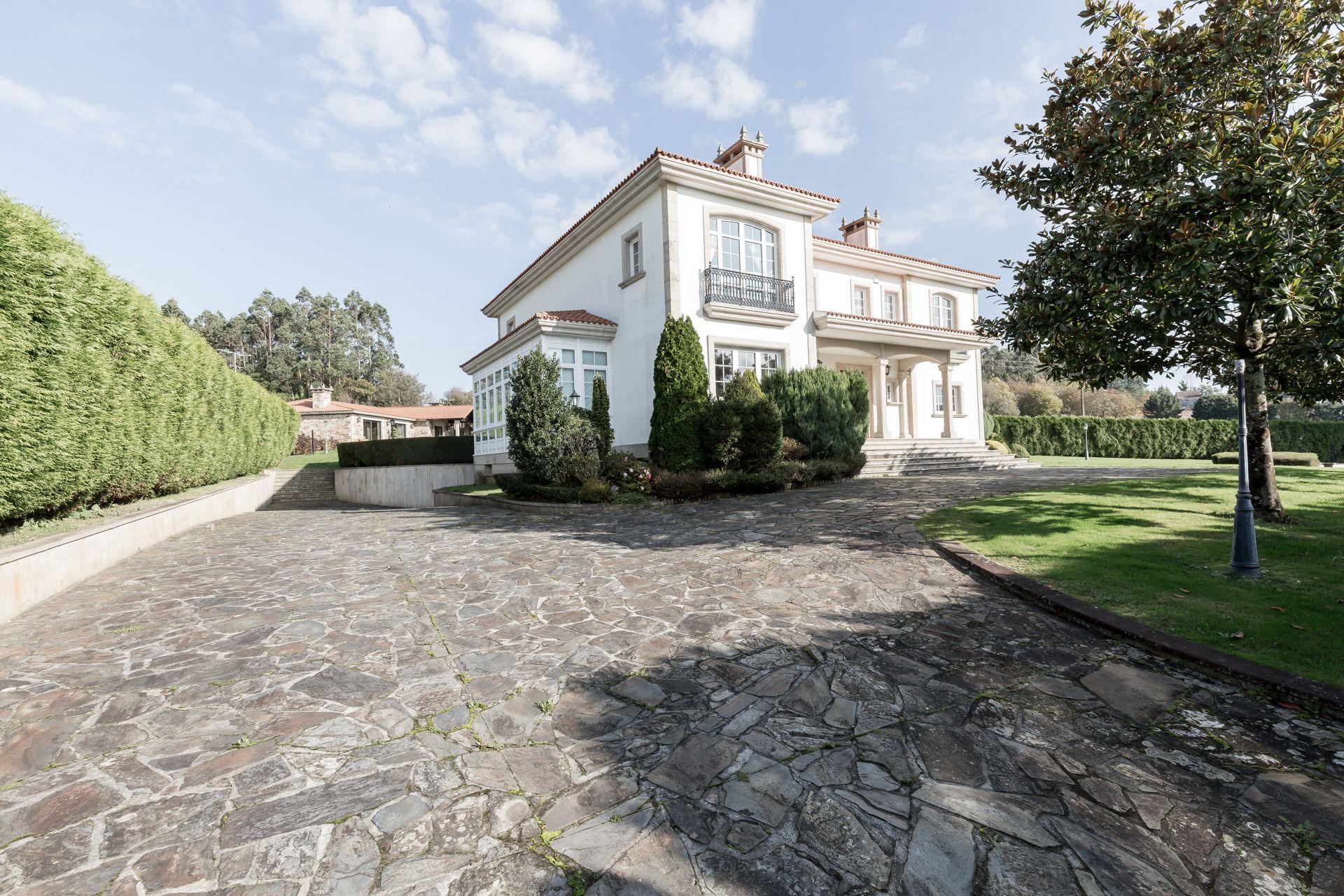 Villa de luxe à Laracha, A, A LARACHA, vente