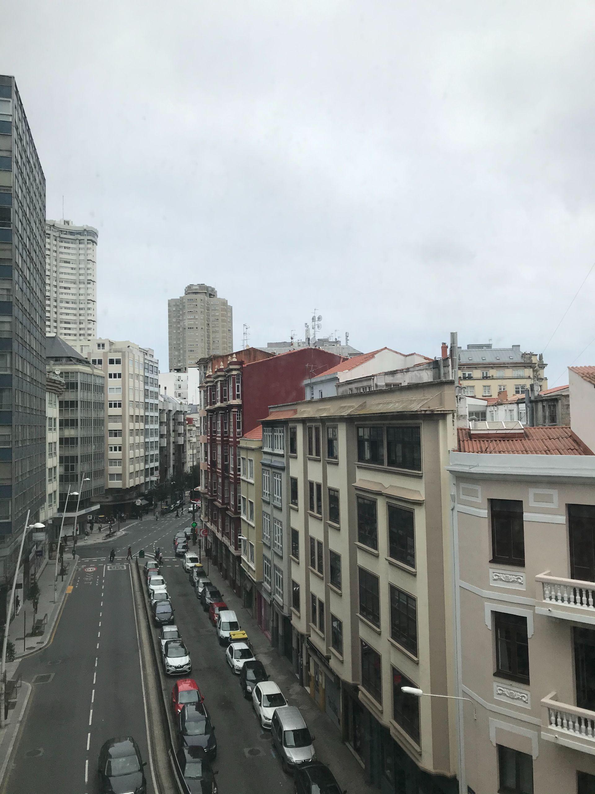 Piso en A Coruña, JUAN FLOREZ, alquiler