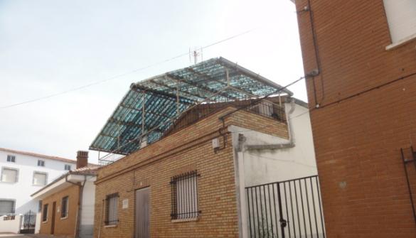 Casa de pueblo en Robledillo De La Vera de 4 habitaciones