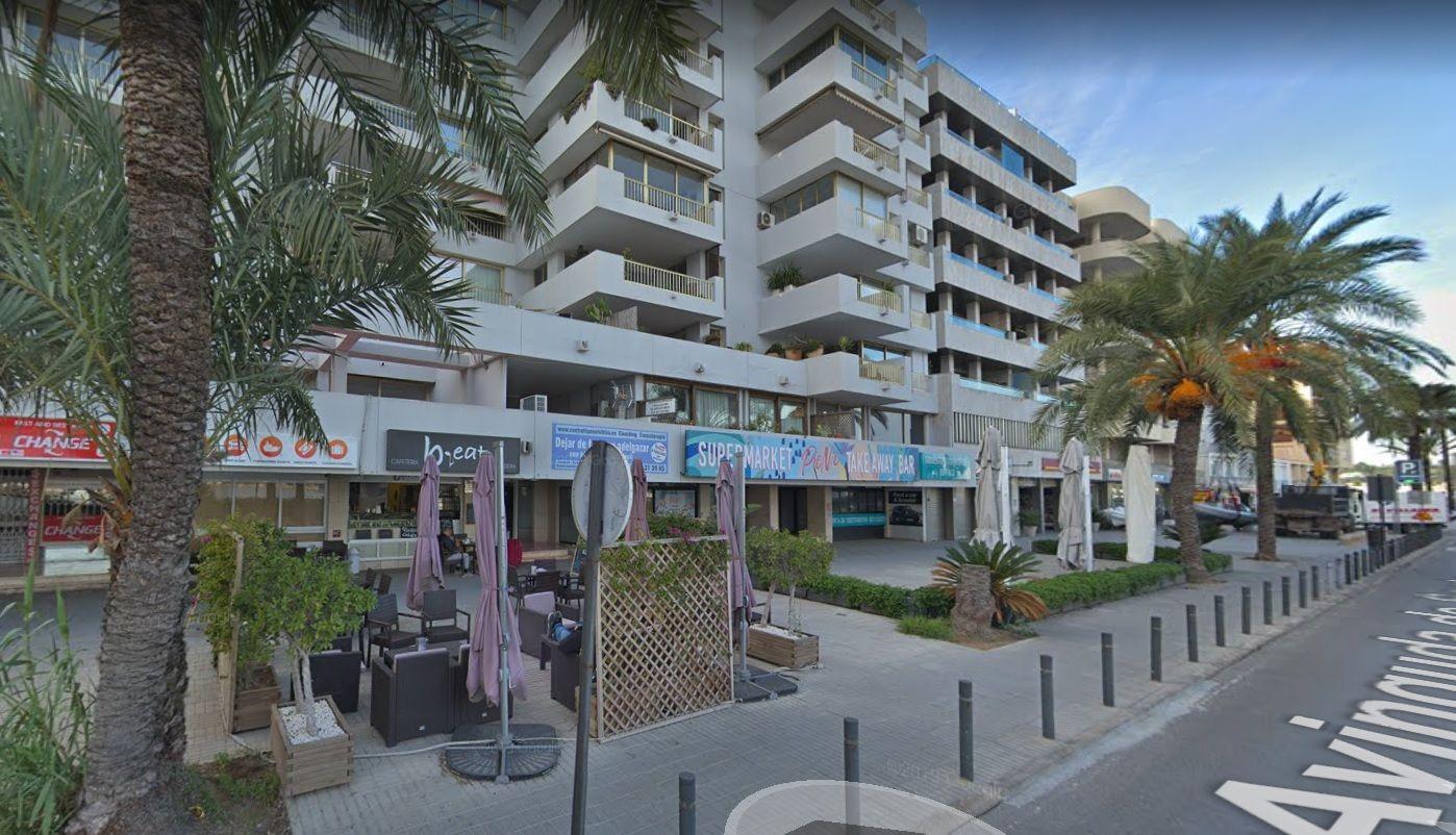 Local comercial en Ibiza, Puerto de Ibiza, alquiler