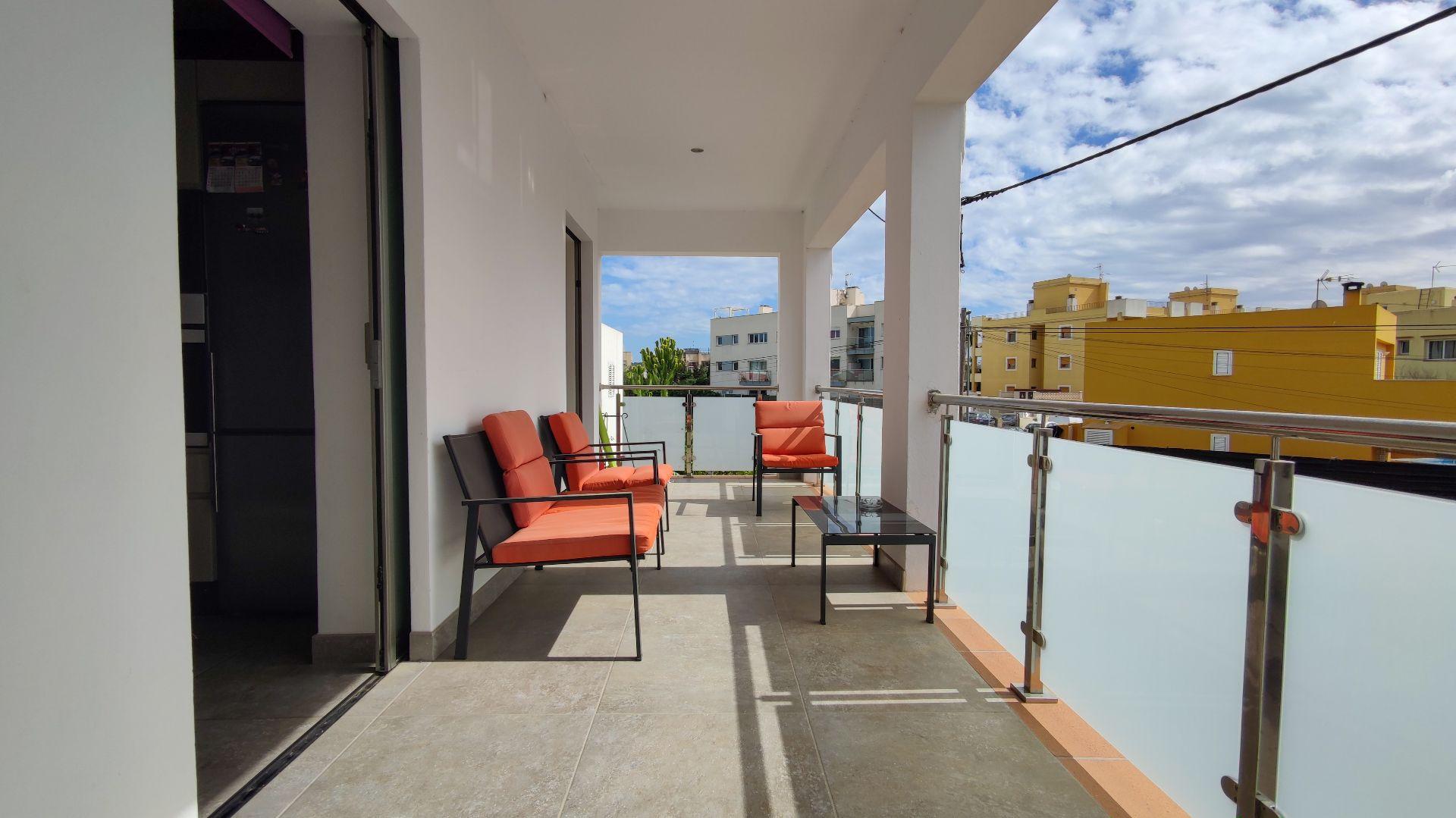 Apartamento en Sant Antoni de Portmany, SES PAISES, alquiler