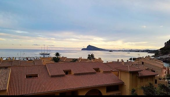 Apartment in Altea, Campomanes, for rent