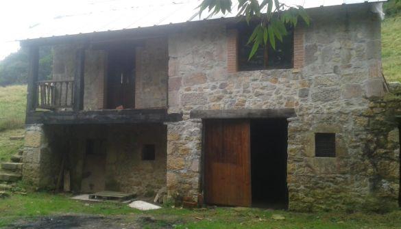 Casa de campo en Parres de 2 habitaciones