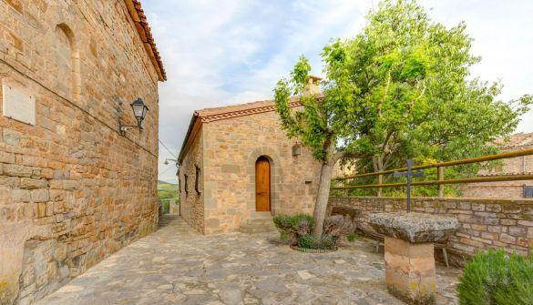 Casa de pueblo en Calonge De Segarra de 3 habitaciones