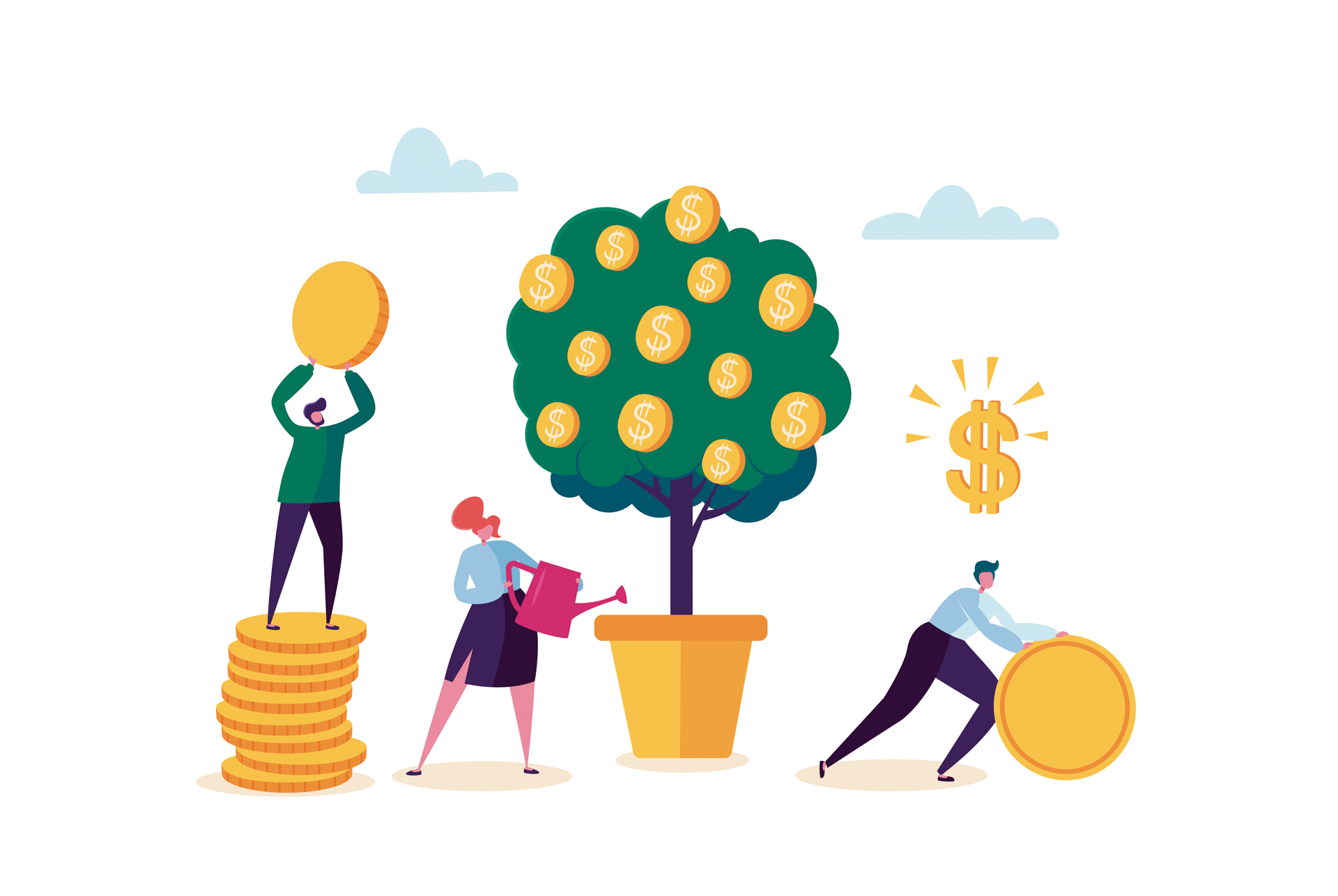 Invertir Sin Riesgo: Multiplica por 4 tus Ahorros en 25 Años y Garantiza tu Jubilación