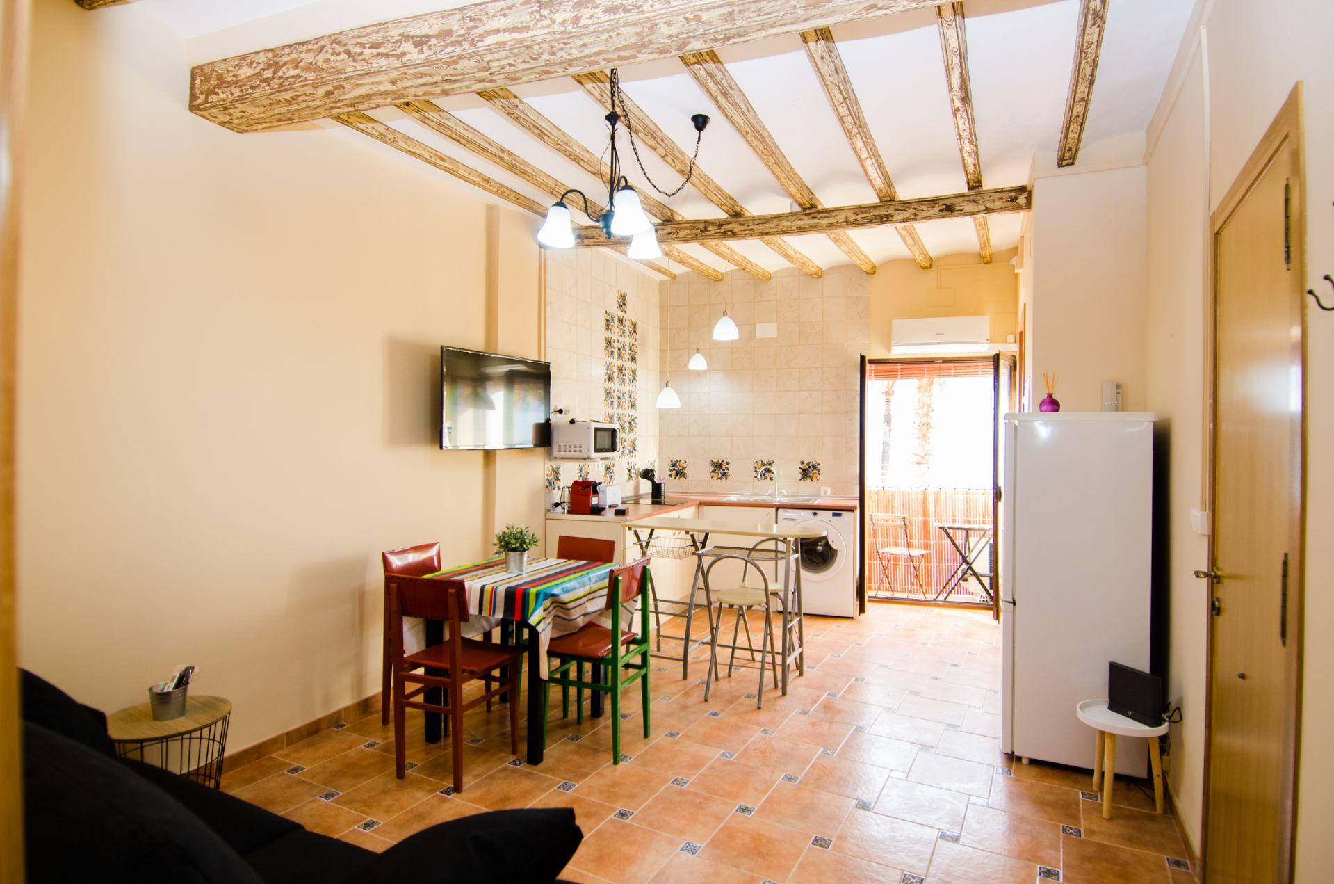 Apartamento en Villajoyosa, alquiler vacacional