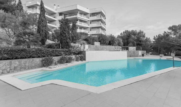Penthouse in Sol de Mallorca, for rent