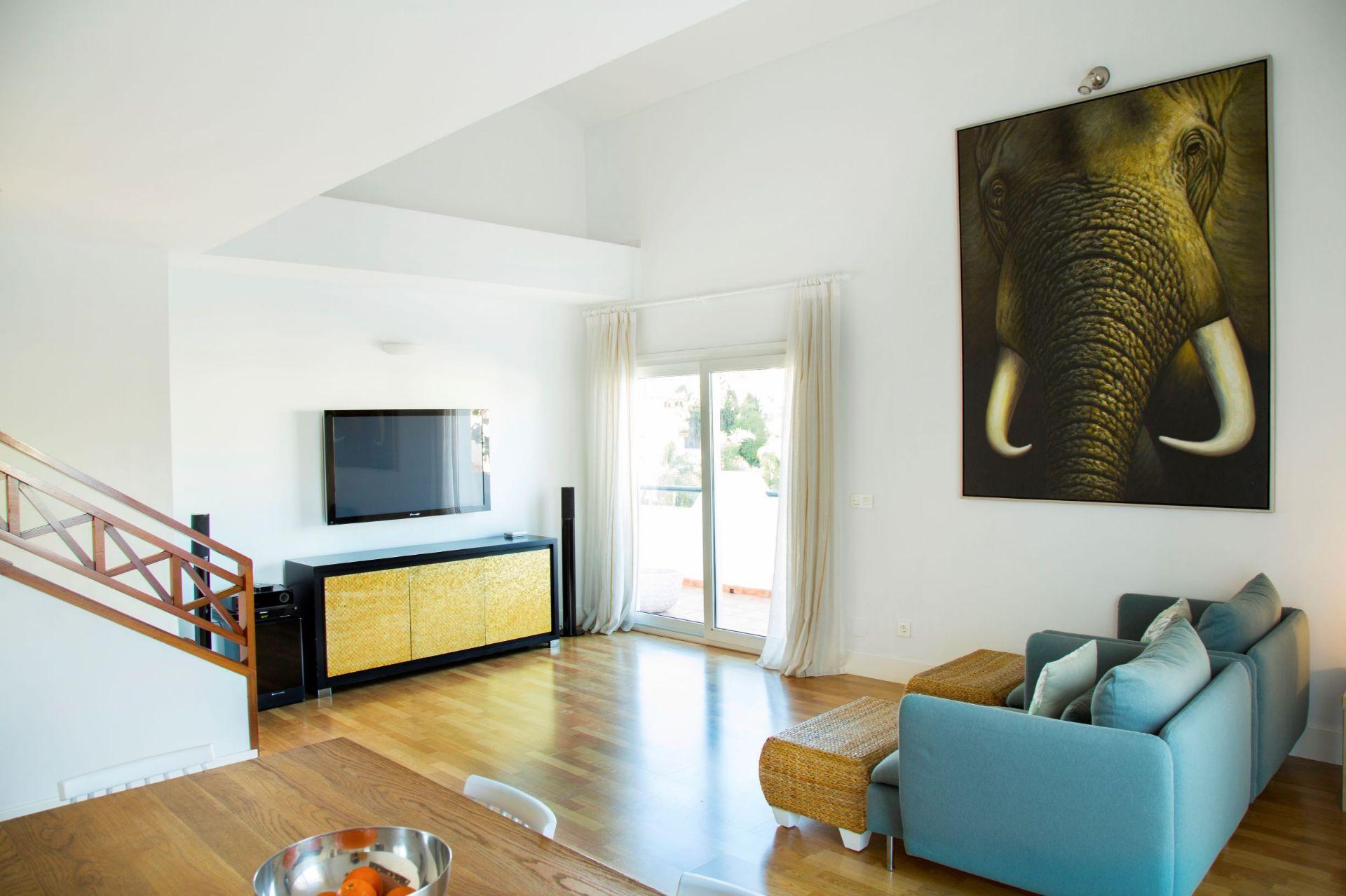Penthouse lejlighed i Torremolinos, carihuela, salg
