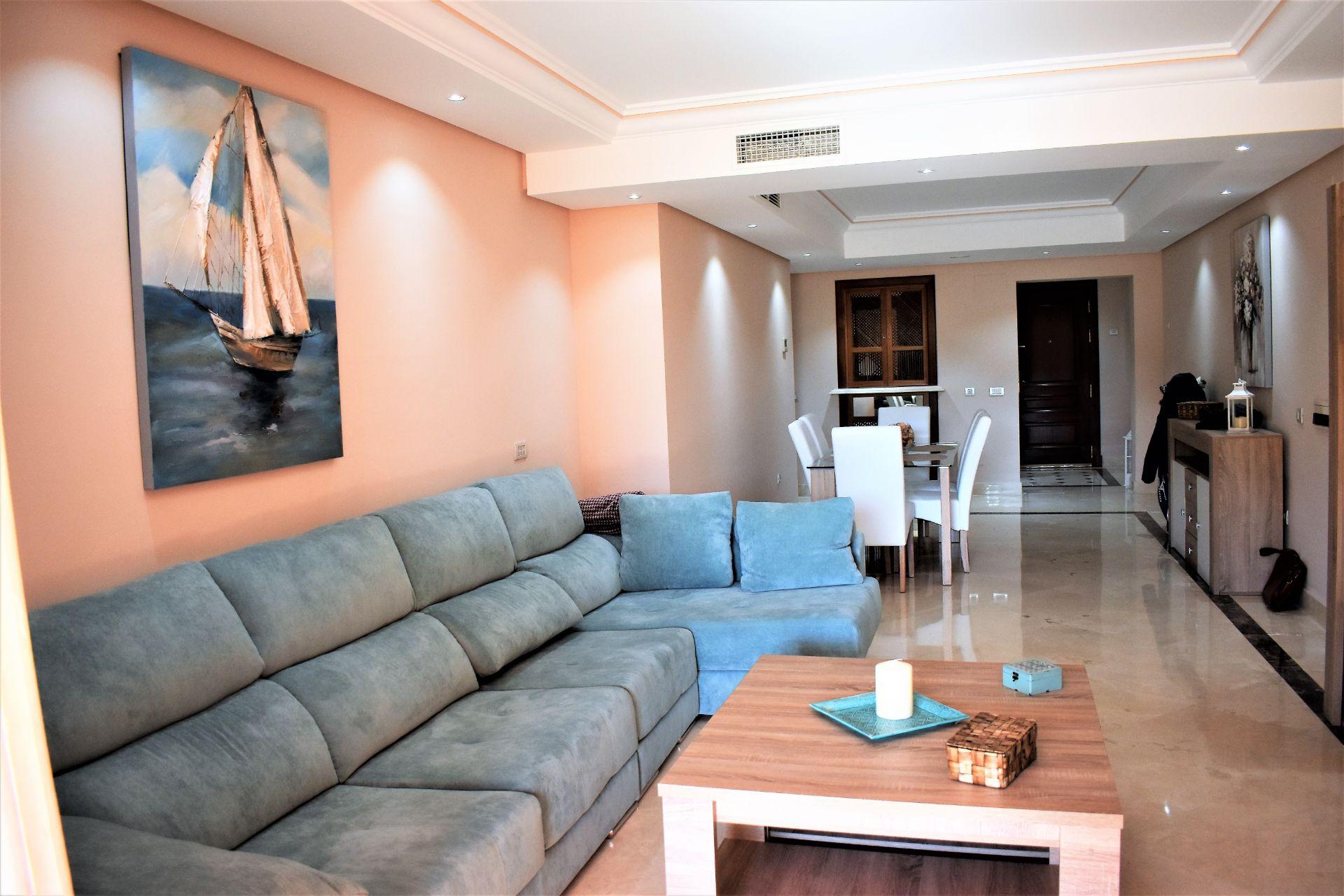 Apartamento en Estepona, venta