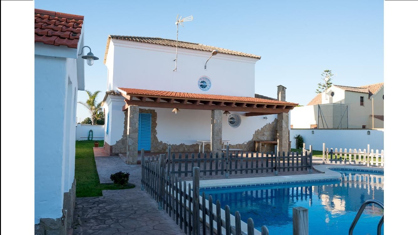 Country House in Chipiona, MONTIJO PLAYA, for rent