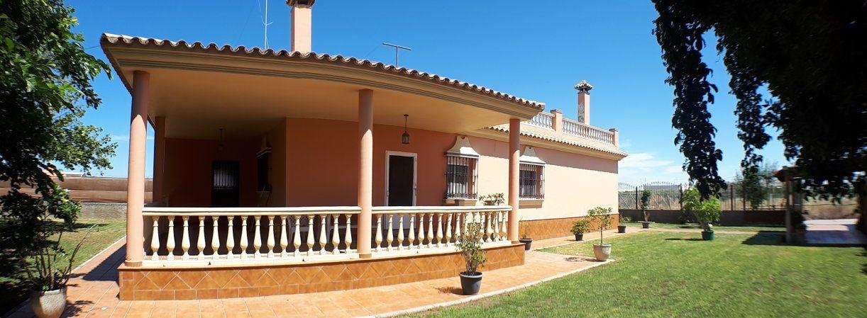 Villa in Chipiona, CAMPO, for rent