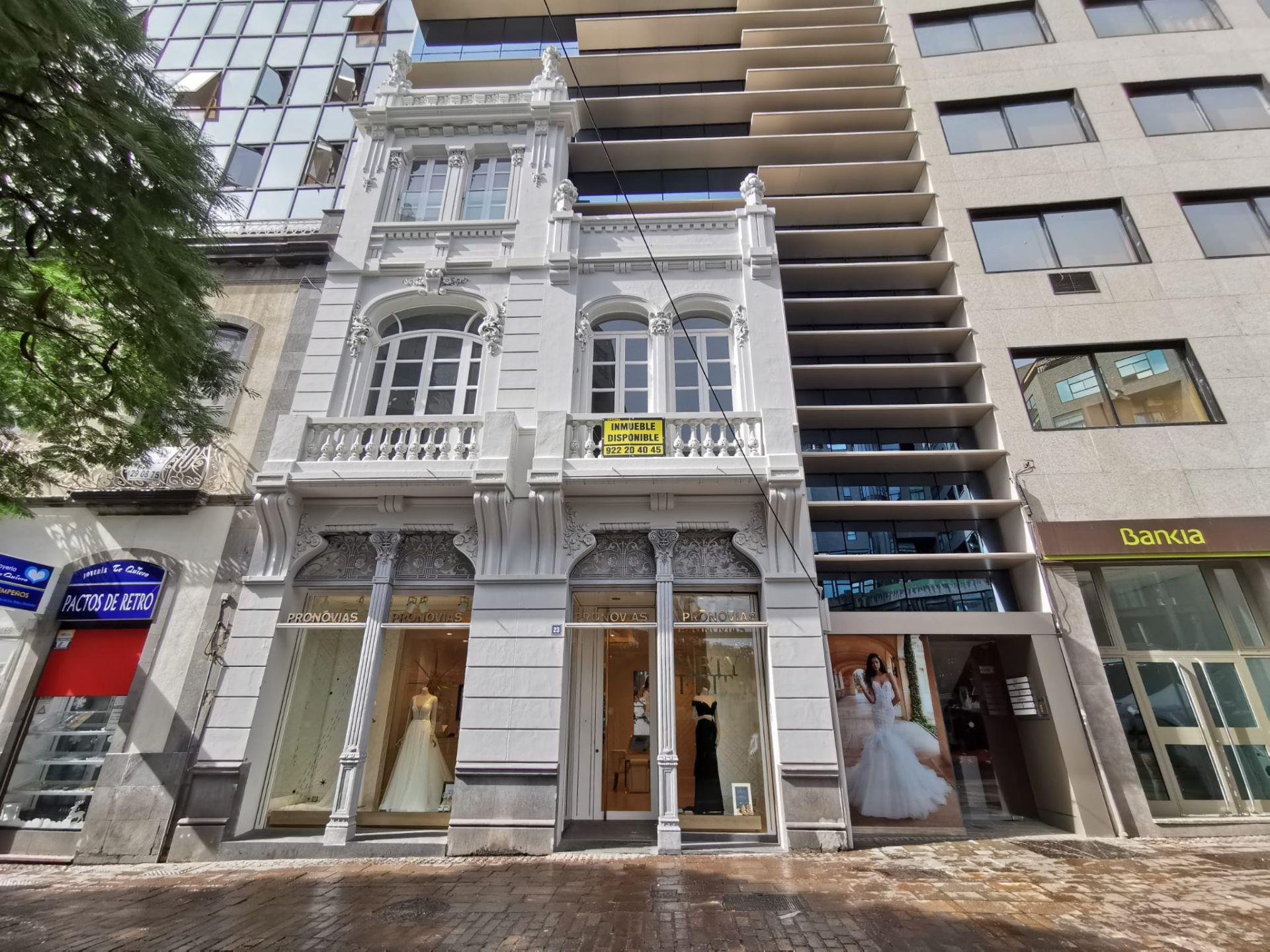 Oficina en Santa Cruz de Tenerife, alquiler