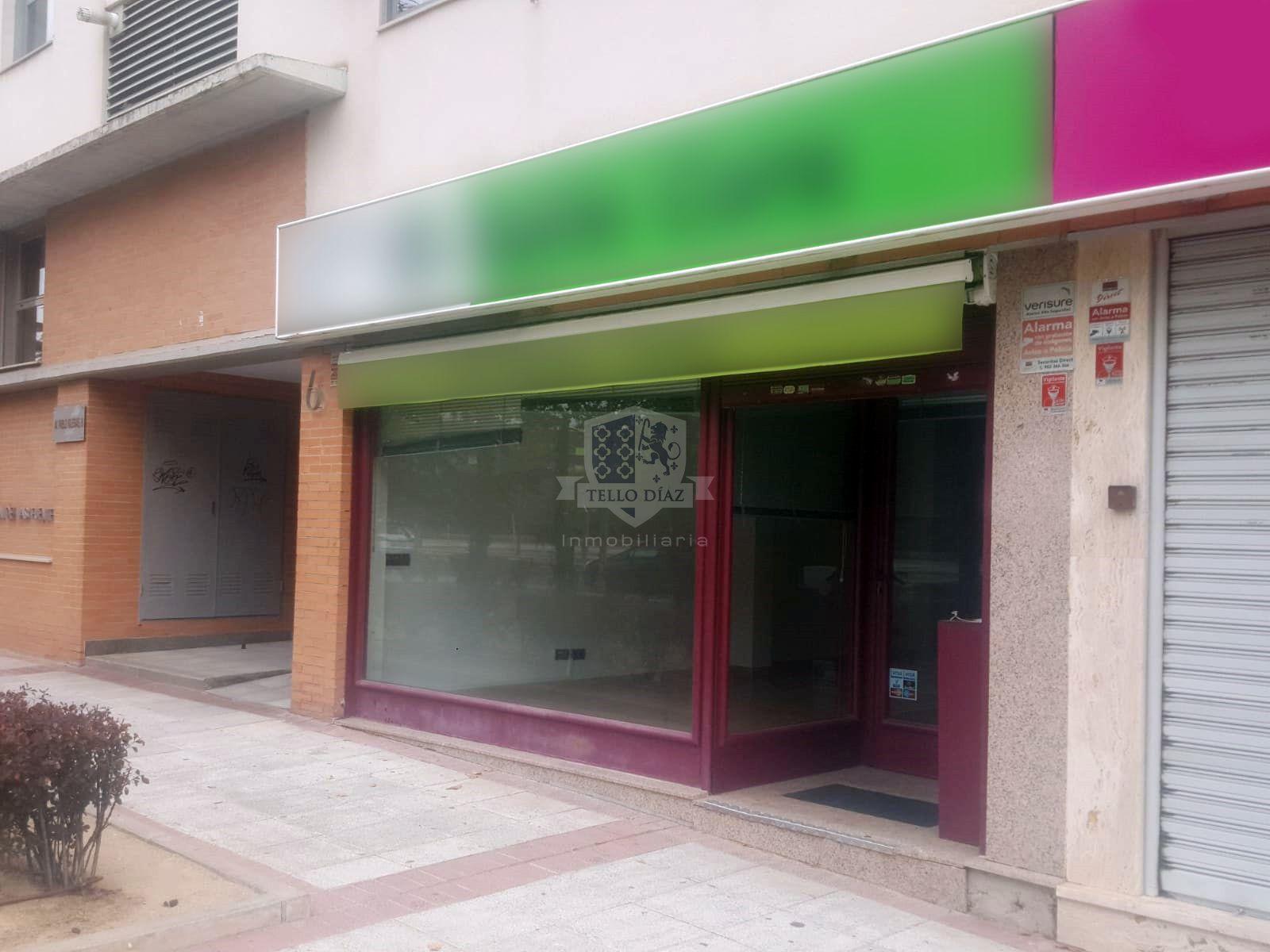 Local comercial en Alcobendas, Norte, alquiler