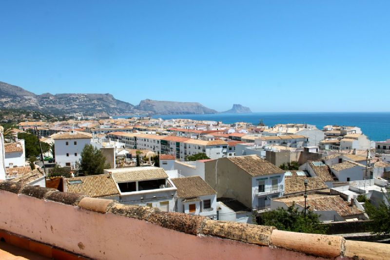 Town House in Altea, Altea Old town, for sale