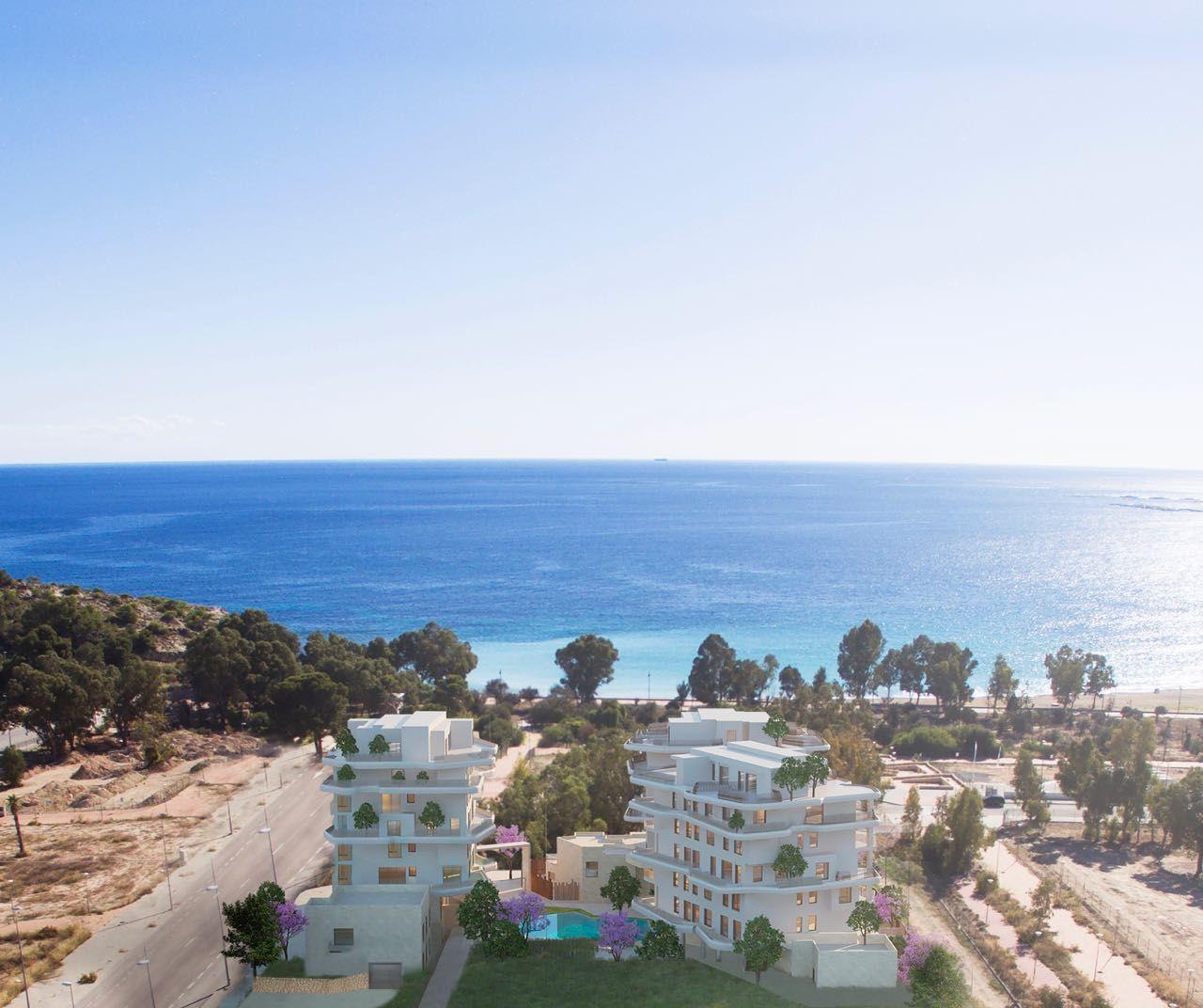 Apartment in Villajoyosa, Vilajoyosa-Playa Torres, for sale