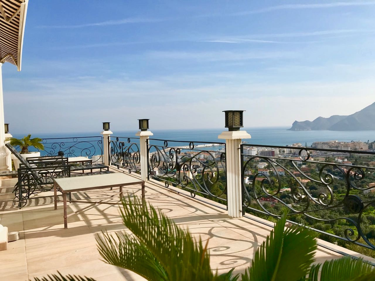 Luxury Villa in Altea, Altea San Chuchim, for sale