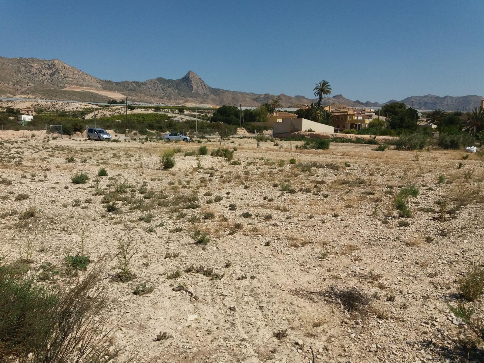 Solar Urbano en Abanilla, los carrillos, venta