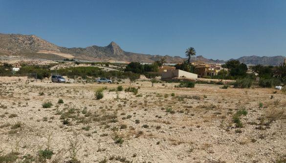 Solar Urbano en Abanilla de 1 habitaciones