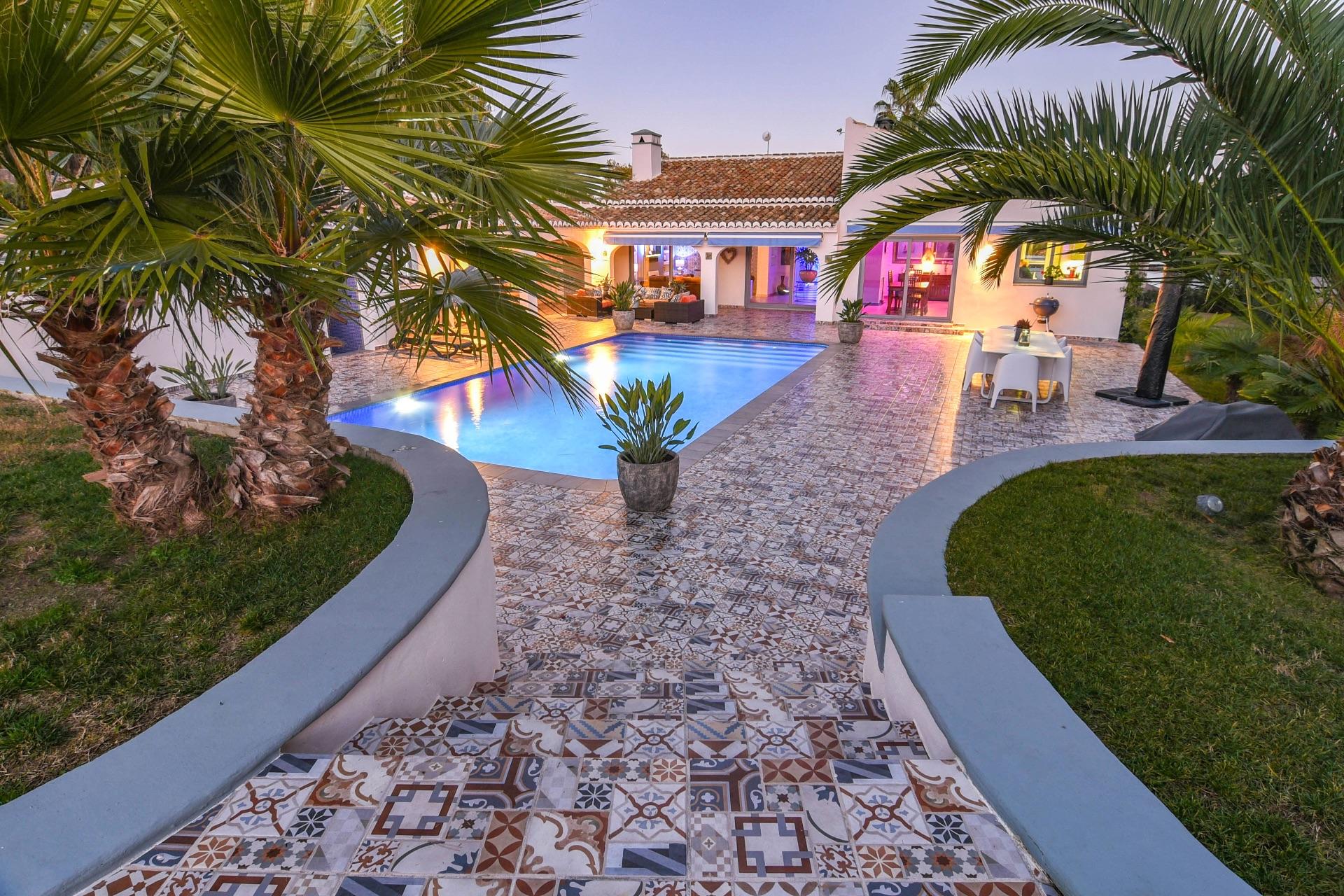 Luxury Villa in Jávea, for sale