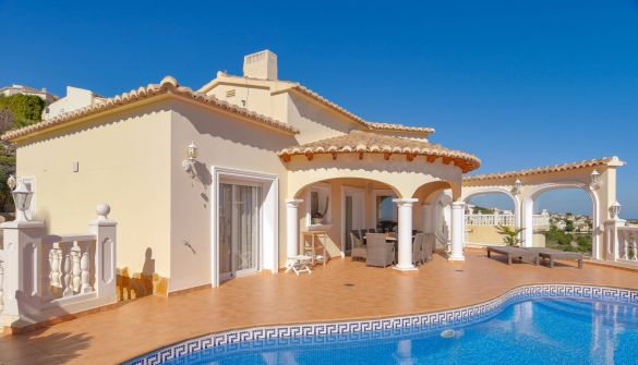 Luxury Villa in Benitachell, Cumbre del Sol, for sale