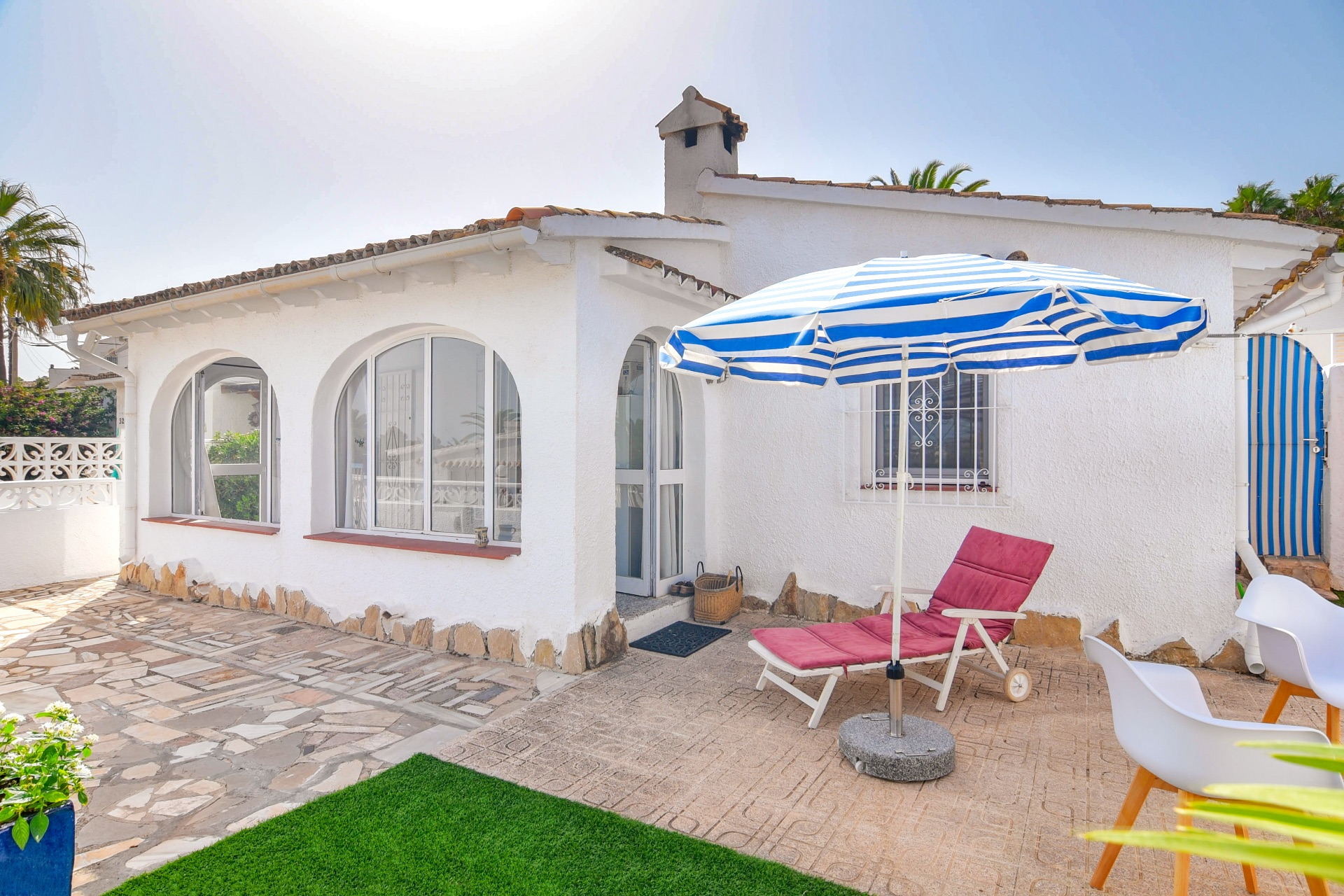 Bungalow in Teulada, Moraira, for sale