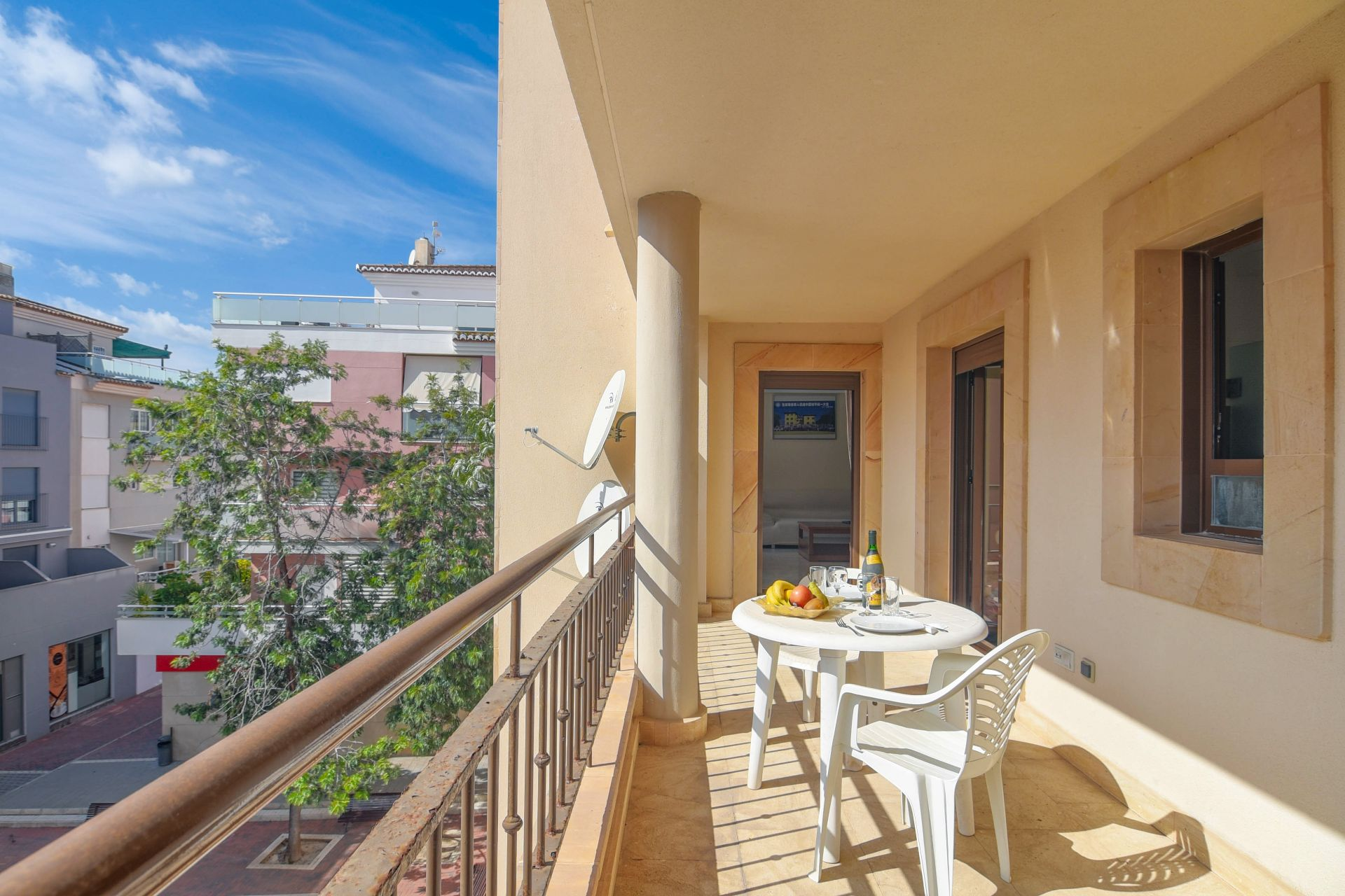 Flat in Moraira, for sale